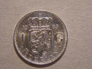 1 Gulden 1965 Niederlande,Königin Juliana  720er Silber,Lot 344