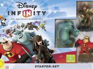 Disney Infinity Starter Set (Spiel) + 22 Figuren + 3 Welten - Neuenkirchen (Nordrhein-Westfalen)