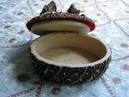 orientalische Schmuckdose mit Deckel Schatulle NEU - Celle
