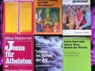 Konvolut christlicher Bücher - Niederfischbach