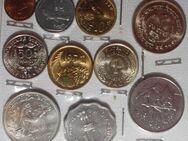 16 FAO Münzen, San Marino, Jugoslawien u.a. - Flensburg