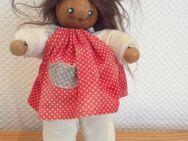 Puppe  ca. 22 - 23 cm  ca. 1984  Kunsthandwerk - Gladbeck