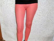 Leggings / Sportleggings / Sport / Wäsche / Orange