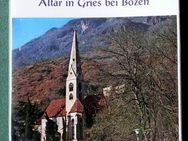 Michael-Pacher- Altar in Gries bei Bozen  Farb-Kunstführer - Niederfischbach