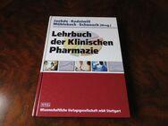 Lehrbuch der Klinischen Pharmazie, Jaehde Radziwill Mühlebach ... - Wetter (Ruhr)