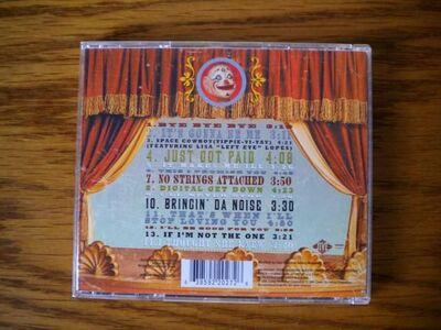 Nsync-No Strings Attached-CD,Jive,von 2000,14 Titel - Linnich