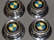 BMW original chrom Radkappen Achsabdeckungen Oldtimer 60mm - Spraitbach