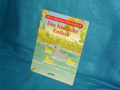 Das hässliche Entlein Mein allererstes Märchenbuch gebunden - Hirschberg (Thüringen)