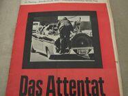 Berliner Illustrirte Sonderdruck 1963 - Präsident Kennedys letzter Tag - Das Attentat - Groß Gerau