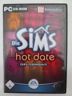 Die SIMS  -  hot date  (Erweiterungspack) - Essen