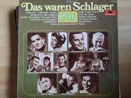 Das waren Schlager 1956 - LP Vinyl Polydor