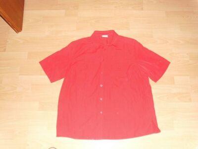 Bluse von Canda, rot, Gr. 48/50 - Bad Harzburg