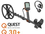 Quest Q30+ Metalldetektor - Bunde