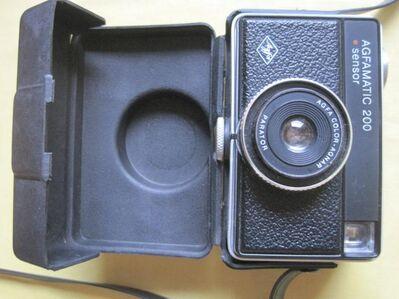 Fotoapparat - Kassel