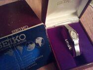 Retro Damenarmbanduhr Seiko vintage Klassiker