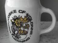 Midtjydske CF Kolonne Herning Seidel Krug Millhouse Porzellan Danmark Vintage 5,- - Flensburg
