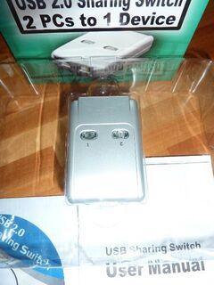 digitus usb sharing switch da-70135 10 € + Versand - Schwabach