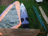 F2 Xantos 295, 1 Boards, 1 Segel, Mast, Gabelbaum 1 Finnen - Dortmund