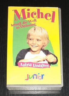 Jan, Ohlsson Michel bringt die Welt in Ordnung Astrid Lindgren - Nürnberg