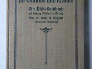 Ratgeber in Diätfragen für Gesunde und Kranke. Ein Diät-Kochbuch. Anhang: Kinderernährung, von 1913 - Königsbach-Stein