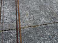 Flach-Eisen, 2x 367cm lang, 24x6 mm; Eisen-Profil, Stahl - Bad Belzig