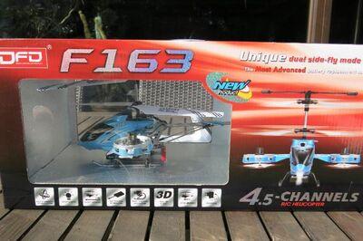 DFD Helicopter F163 - Bergisch Gladbach