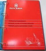 Gilera Stalker - Werkstatthandbuch - 50 cm³ 2 Takter