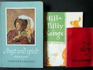 3 Liederbücher, alt, immer noch aktuell - Niederfischbach