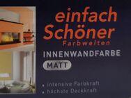 Wilkens einfach Schöner Innenwandfarbe Café Latte, matt, 1 l - Gelsenkirchen