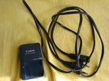 Orginal Canon Ladegerät CB-2LVE für Digitalkamera IXUS