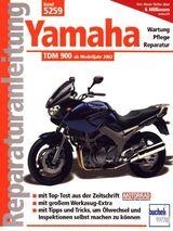 Reparaturanleitung Yamaha TDM 900 ab 2002
