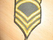 Rangabzeichen Sergeant First Class USAF: - Augsburg