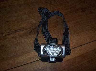 Kopflampe - Erwitte
