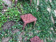 Hangstufen (Gartentreppe) sicheres Gehen+Arbeiten im Steilgelände - Neusäß