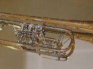 J. Scherzer Konzert - Trompete, Ref. 8228GT-L mit Wiener Klappe, Neuware