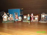 VILLAGE-CLOCK-COLLECTION
