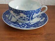 Teetasse und Unterteller aus China - Kassel Brasselsberg
