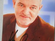 Hans Christiani orig. sig. AGK (D) Schauspieler GZSZ - Weichs