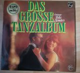 LP Vinyl Orchester Bela Sanders Tanzalbum