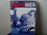 DVDs NEU Repo Man Control o FSK Symbole 12 Stück je 5 Euro NEU+OVP
