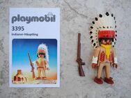 Playmobil Indianer-Häuptling 3395 - Western - Indianer - Westheim (Pfalz)