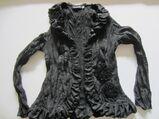 Schwarze Disignerjacke/-blazer zu verkaufen