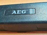 AEG Bedienteil Etui Radiobedienteil Autoradio Box Hardcase - Verden (Aller)