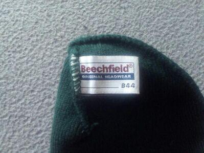 "Neu! Beanie Pull-On Strickmütze ""Beechfield"" - Nürnberg"