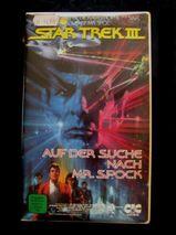 Star Trek 3 - Auf der Suche nach Mr. Spock (seltene VHS-Version)