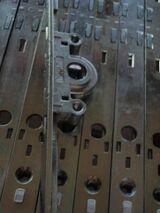 Fensterverschluss,Griffgetriebe GU FFH 1200