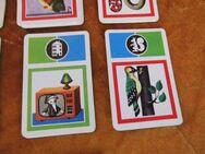 DDR Quartett - Peterspiel Was gehört zusammen / Altenburger Spielkartenfabrik - Zeuthen