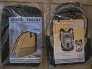 Funktions-Tasche, Maße ca. 29cmx42cmx20cm; Skater-Tasche, gelb/schwarz, neu - München