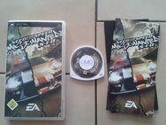 Need for Speed Most Wanted 5.1.0 PSP Spiel - Kassel Brasselsberg