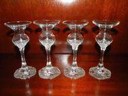 Vier Kerzenständer von Rosenthal Classic Rose Monbijou Dekor Ranke